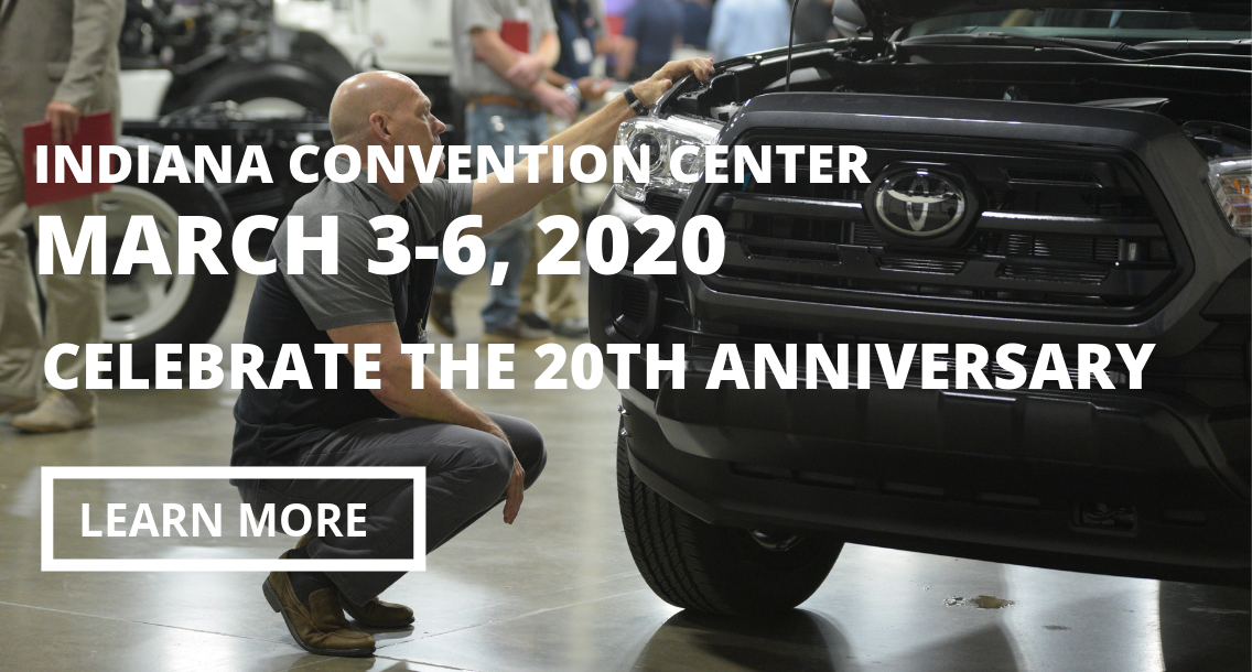 Work Truck Show 2020.The Work Truck Show The Must Attend Event For The Work